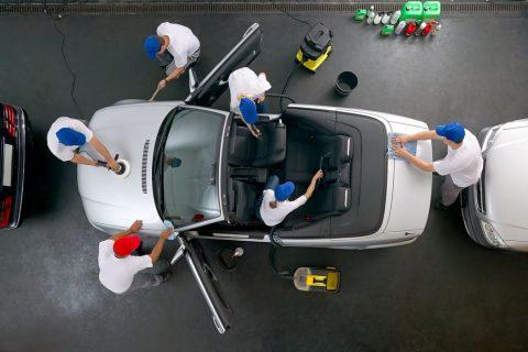 entretien véhicule