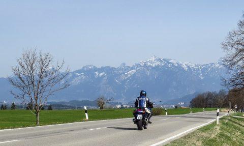 Conseils de conduite : moto