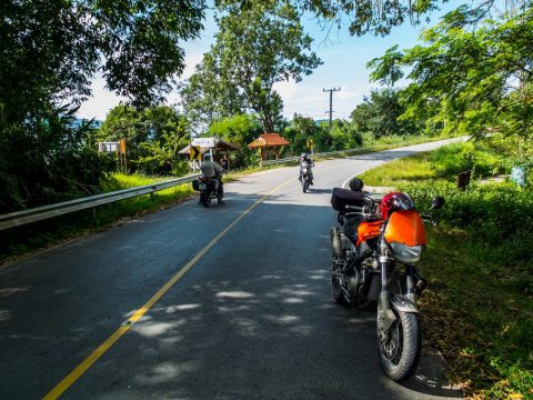 Sinistres en moto