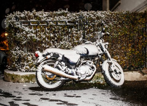 hivernage moto