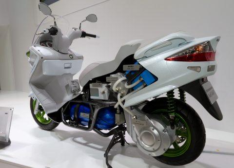 moteurs électriques moto